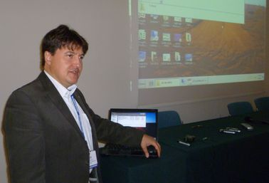 "Towards entry ""Prof. Boccaccini: invited speaker at International Conference in Italy"""