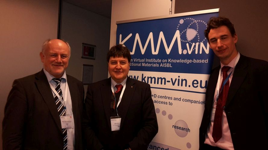 "Towards entry ""KMM-VIN meeting in Brussels"""
