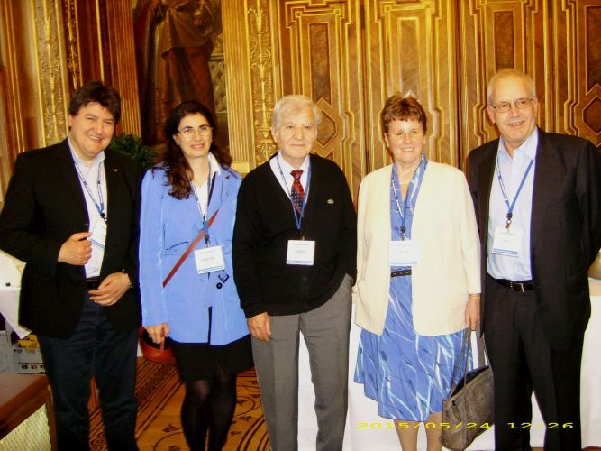"Towards entry ""Successful GEOPOLYMERS 2015 Conference in Austria"""