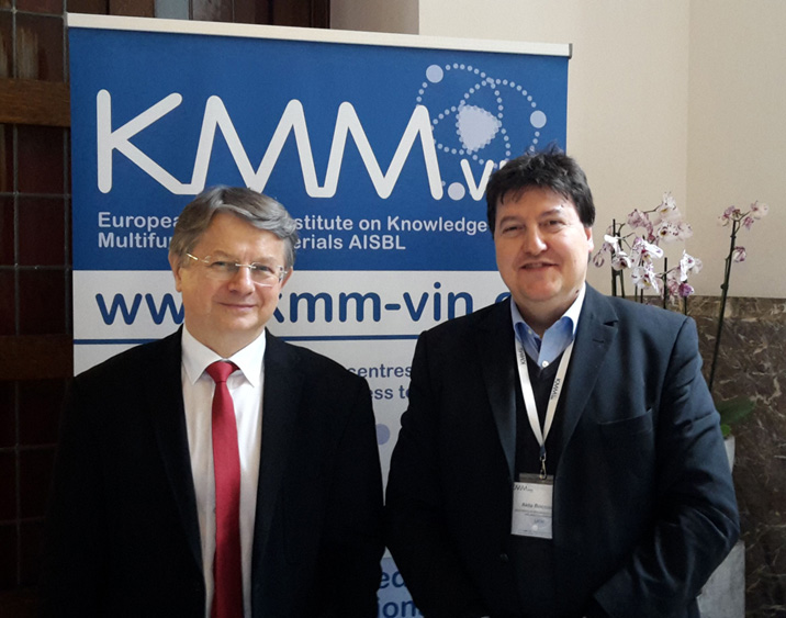"Towards entry ""Prof. Boccaccini elected member of the Governing Council of KMM-VIN"""