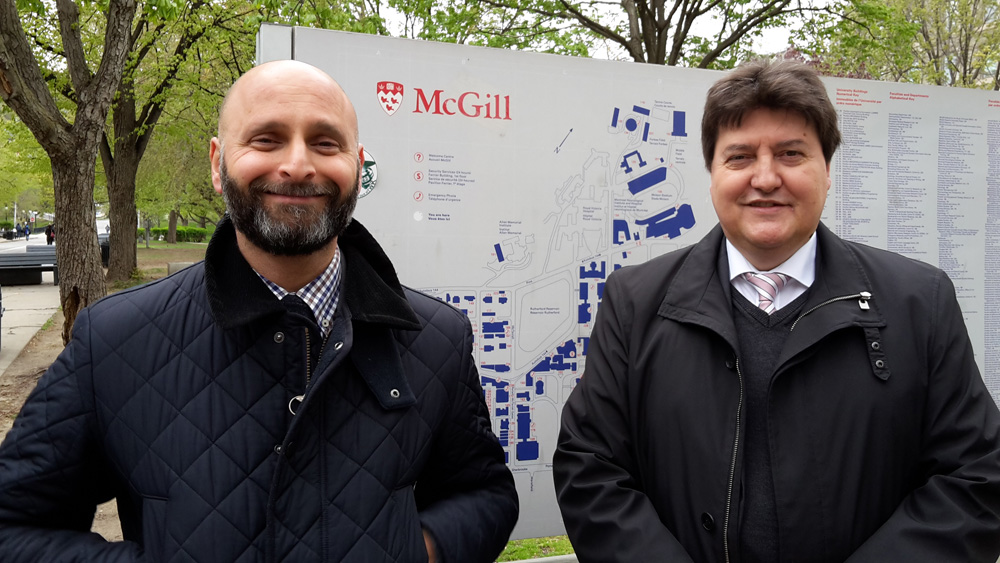 "Towards entry ""Prof. Boccaccini presented special guest seminar at McGill University, Montreal"""