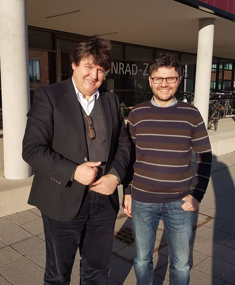 "Towards entry ""Prof. Boccaccini visits University of Rostock"""