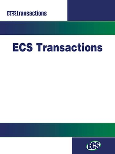 "Towards entry ""ECS Transactions Vol. 82, No. 1: ""Electrophoretic Deposition VI"" published by the Electrochemical Society"""