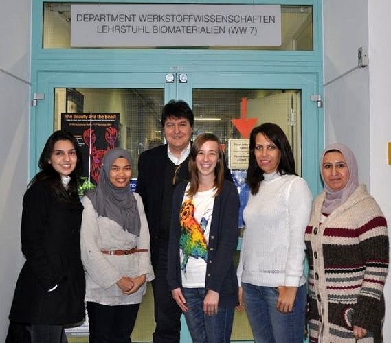 "Towards entry ""International visits of PhD students"""