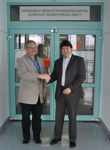 "Towards entry ""Visit of Dr. David McPhail (Imperial College London)"""