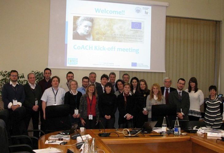 "Towards entry ""ETN-CoACH project kick-off meeting in Turin"""