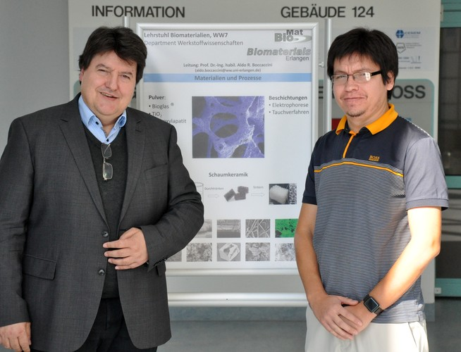 "Towards entry ""Prof. Emilio Alarcon (University of Ottawa, Canada) visits our Institute"""