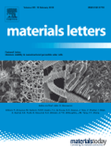"Towards entry ""Special Issue: ""Vitrification and Geopolymerization of Industrial Wastes"", published in Materials Letters"""