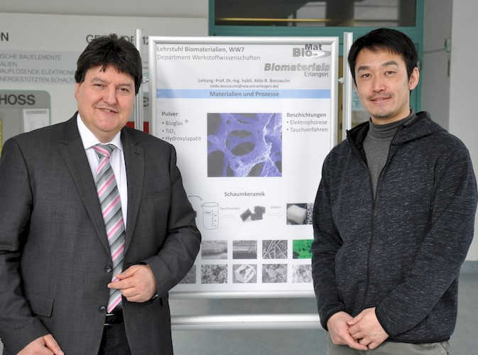 "Towards entry ""Visit from Japan: Assist. Prof. Go Kawamura, Toyohashi University of Technology"""