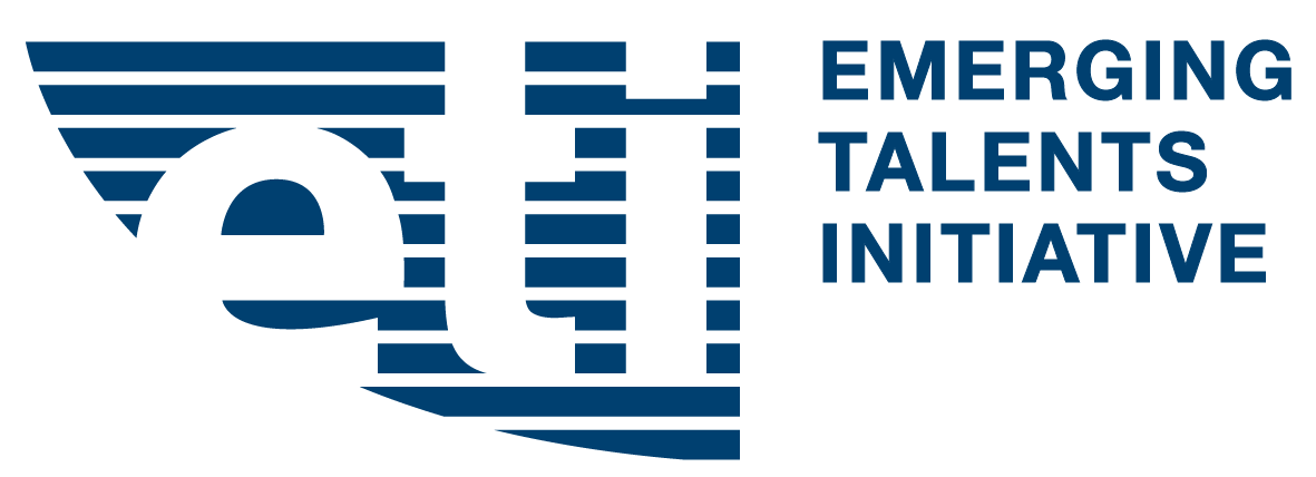 ETI Logo, Emerging Talents Initiative