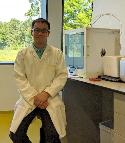 "Towards entry ""Dr. Kai Zheng awarded Emerging Talents Initiative (ETI) grant"""