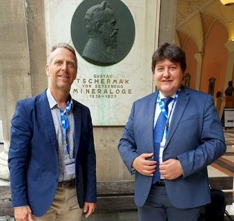 "Towards entry ""Prof. Boccaccini at the Conference of the European Society for Biomechanics in Vienna"""