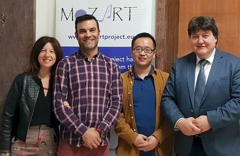 "Towards entry ""Successful completion of EU (Horizon 2020) MOZART project"""