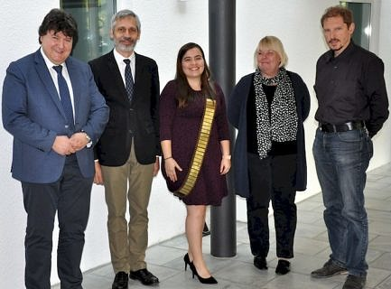 "Towards entry ""Doctoral thesis success: Laura Ramos Rivera"""