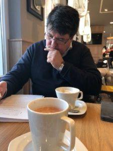 Coffee with the Professor Also Boccaccini