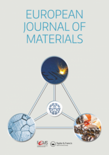 "Towards entry ""Prof. Aldo R. Boccaccini appointed Section Editor for the new ""European Journal of Materials"""""