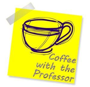 Coffee with the Professor - logo